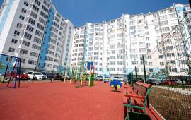 Квартира в Феодосии на улице Насыпная, 6
