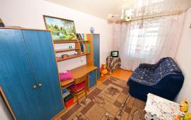 3 комнатная очаровательная квартира на 5 этаже в Феодосии