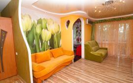 Однокомнатная шикарная квартира в Феодосии, улица Галерейная, 13