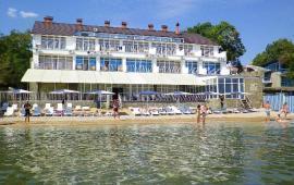 Феодосия отель на берегу моря