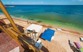Роскошный эллинг на Черноморской набережной в г. Феодосия