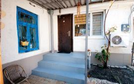 2-комнатный дом у моря в городе Феодосия, переулок Беломорский
