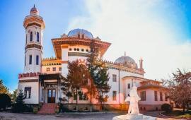 Дача Стамболи в Феодосии
