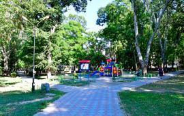 Парки Феодосии - Морсад