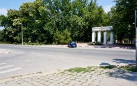 Комсомольский парк в Феодосии - парки города