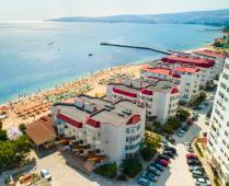 Море, пляж и жилой комплекс, где находится квартира - фотография № 6