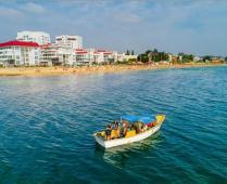 Жилой комплекс Консоль на берегу моря в городе Феодосия - фотография № 1