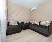 2-комнатная квартира в посёлке Береговое Феодосия, улица 40 лет Победы - фотография № 1