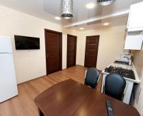 2-комнатная квартира в посёлке Береговое Феодосия, улица 40 лет Победы - фотография № 9