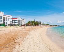 Отдых на Черноморской набережной в Феодосии - фотография № 5