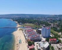 Дома на берегу моря в Феодосии - фотография № 4