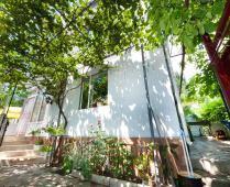 Во дворе дома в Феодосии по переулку Военно-морскому - фотография № 1