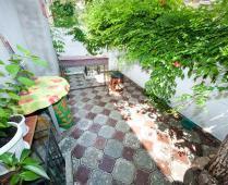 Во дворе дома в Феодосии по переулку Военно-морскому - фотография № 3