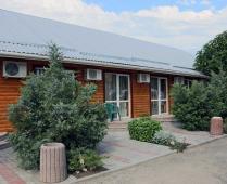 База отдыха на улице Школьная в посёлке Береговое - фотография № 14