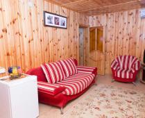 База отдыха на улице Школьная в посёлке Береговое - фотография № 6