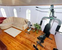 Коттедж в Феодосии до 10 человек. 5-комнатный с 2-мя холлами - фотография № 2