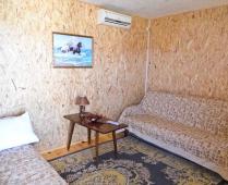 Домики в посёлке Береговое Феодосия Крым - фотография № 11