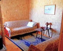 Домики в посёлке Береговое Феодосия Крым - фотография № 7