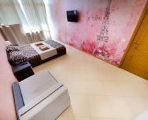 Эллинги в Феодосии: 2-комнатный номер с видом на море - фотография № 3