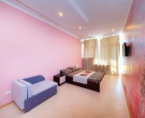 Эллинги в Феодосии: 2-комнатный номер с видом на море - фотография № 4