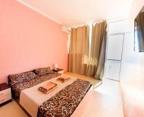 Эллинги в Феодосии: 2-комнатный номер с видом на море - фотография № 6
