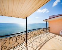 Эллинги в Феодосии: 2-комнатный номер с видом на море - фотография № 8