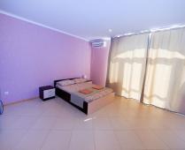 Эллинги в Феодосии: 2-комнатный номер с видом на море - фотография № 9