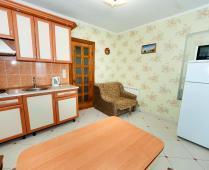 Феодосия эллинг с кухней в номерах на Черноморской набережной - фотография № 9