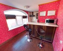 Коридор и кухня для номеров категории Де-Люкс: - фотография № 2