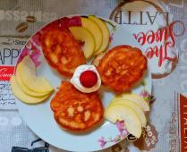 Блюда от нашего шеф-повара - фотография № 1