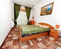 Номера гостиницы в Феодосии на улице Федько - фотография № 1
