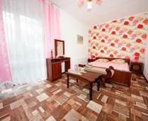 Номера гостиницы в Феодосии на улице Федько - фотография № 6