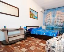 Номера гостиницы в Феодосии на улице Федько - фотография № 11