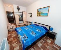 Номера гостиницы в Феодосии на улице Федько - фотография № 12