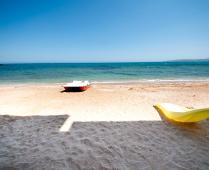 Эллинг в Феодосии на самом берегу моря, первая линия - фотография № 4