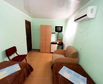Мини гостиница на берегу моря в Феодосии на улице 3-го Интернационала - фотография № 3
