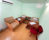 Мини гостиница на берегу моря в Феодосии на улице 3-го Интернационала - фотография № 1