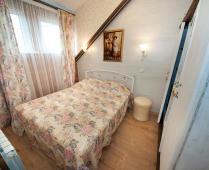 2-х уровневый номер на втором этаже в Феодосии - фотография № 10