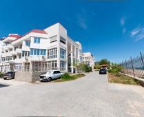 Жилой комплекс на Черноморской набережной в Феодосии - фотография № 2