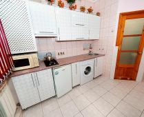 1-комнатная квартира в г. Феодосия на улице Чкалова - фотография № 2