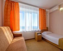 Отель в Феодосии на Бульварной горке, улица Пушкина - фотография № 1