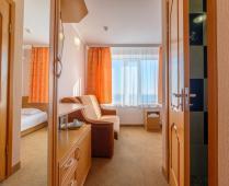 Отель в Феодосии на Бульварной горке, улица Пушкина - фотография № 3