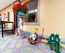 Отель в Феодосии с кухней в номерах, улица Богдановой - фотография № 4