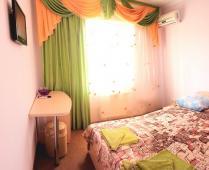 Пляж пансионата: - фотография № 3