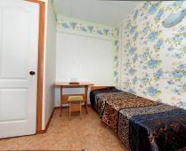 2-х местный номер в пансионате у моря в г. Феодосия на улице Клубная - фотография № 3
